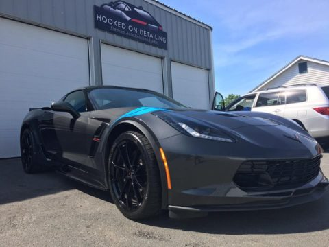 2017 Corvette Grand Sport Limited Edition